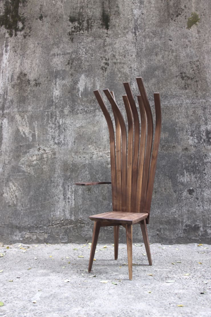 Inception chair: Ryu Jong dae의 현대 ,모던