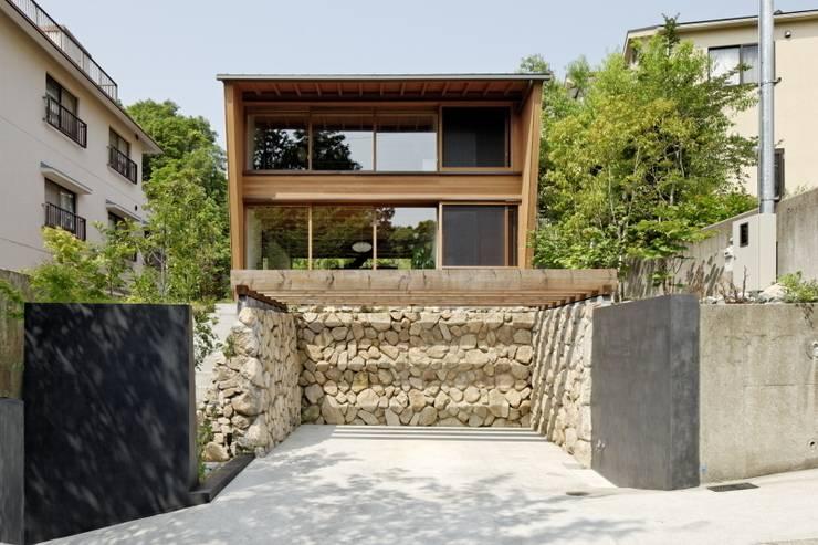 住吉山手の家: H+M アトリエが手掛けた家です。