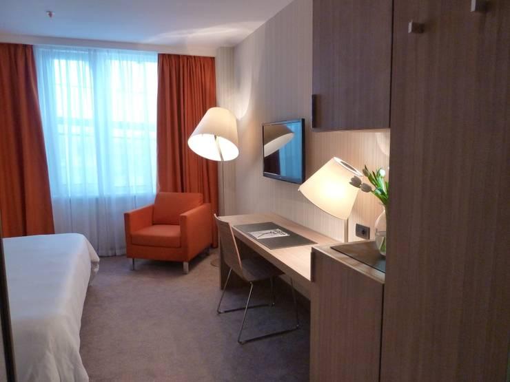 Domina hotel 4 novosibirsk russia di sma s p a for Arredo casa gaiarine