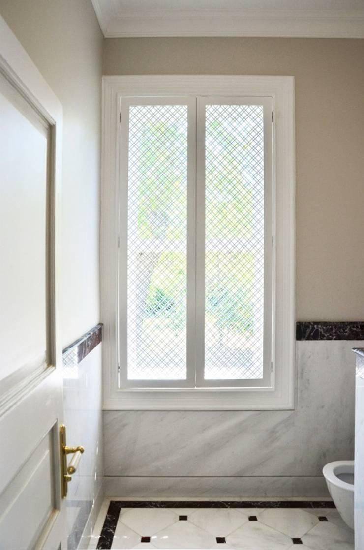 monoblok design & interiors – Maya Mansion Renovation:  tarz Ofis Alanları