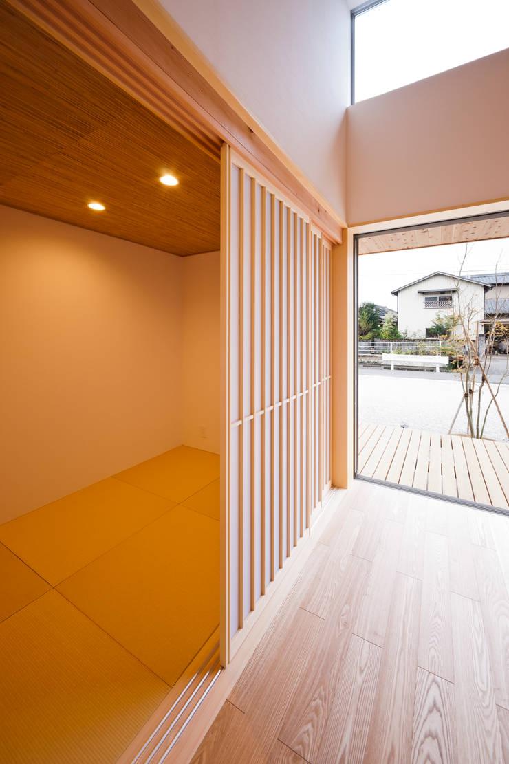 トトロ 和室: キリコ設計事務所が手掛けた和室です。