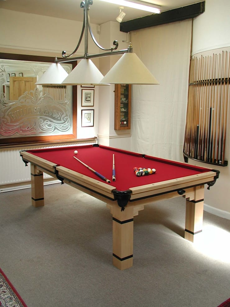 7 ft Walton Table:  Dining room by HAMILTON BILLIARDS & GAMES CO LTD