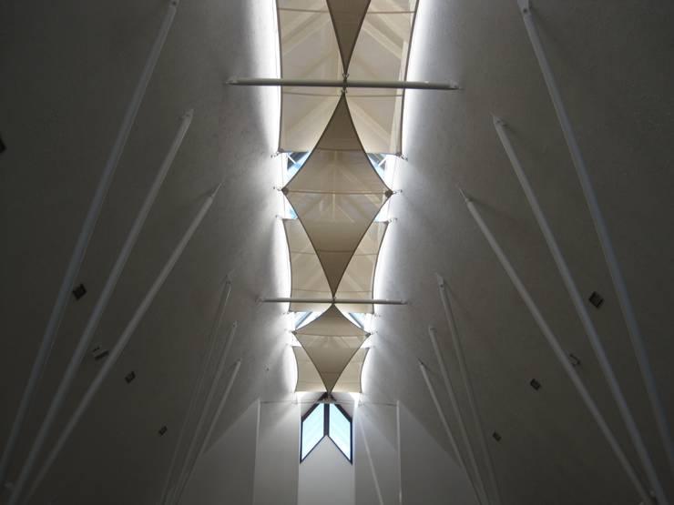 Various Shade Ideas:  Museums by Kemp Sails LTD
