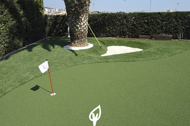 campo de golf : Estadios de estilo  de Verdalia