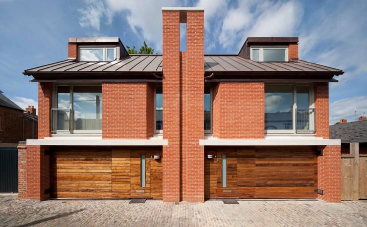 Walton Lane:  Houses by Adrian James Architects