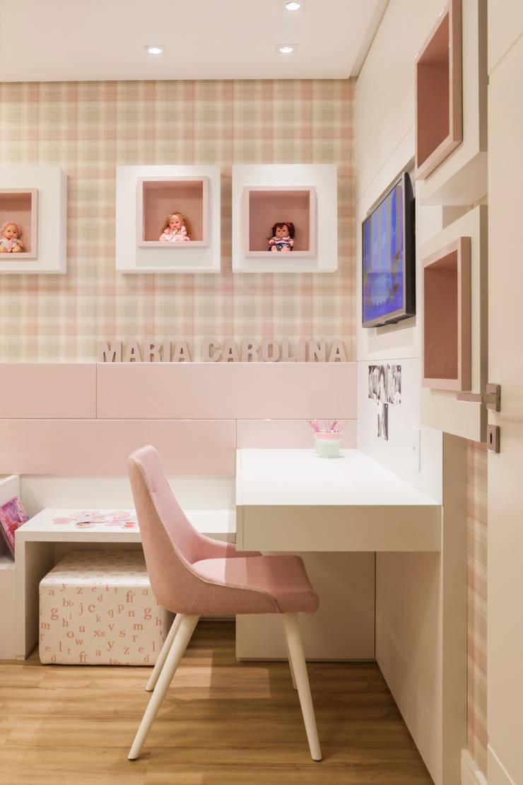 Ap PCL Quarto infantil moderno por Calli Arquitetura Moderno