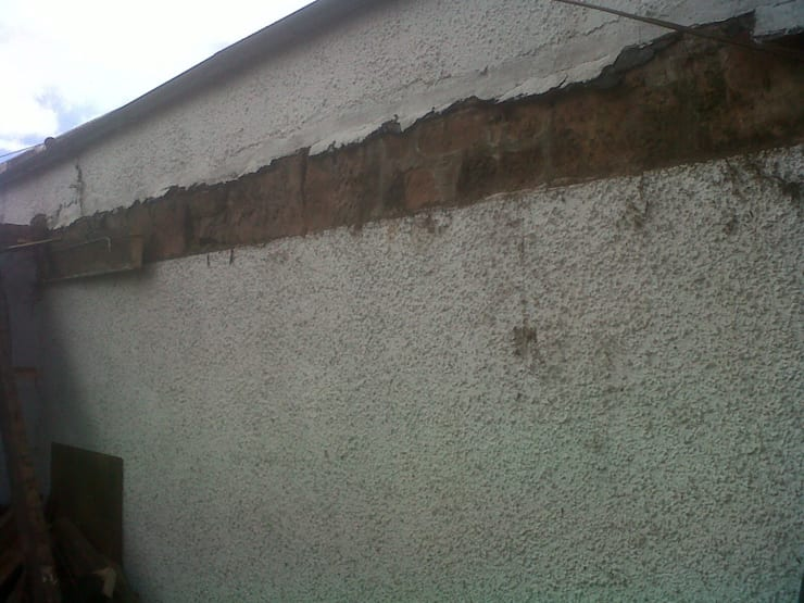 Demolition & Build:   by Strong Point Property Ltd