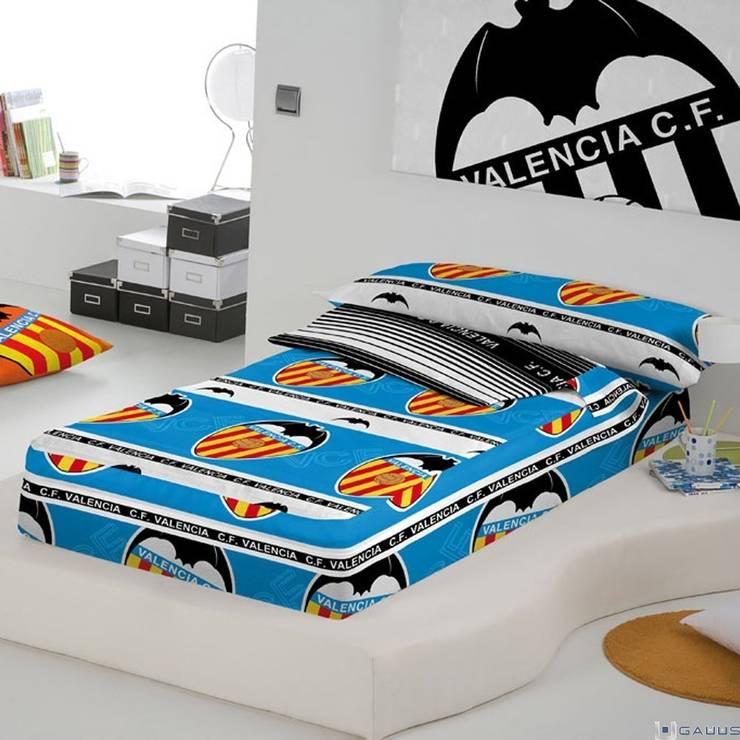 Saco Nórdico Infantil VALENCIA CF4 Euromoda: Dormitorios de estilo  de Gauus.es