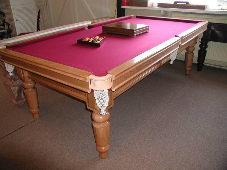 8 ft Watler Snooker/Pool Table :  Dining room by HAMILTON BILLIARDS & GAMES CO LTD