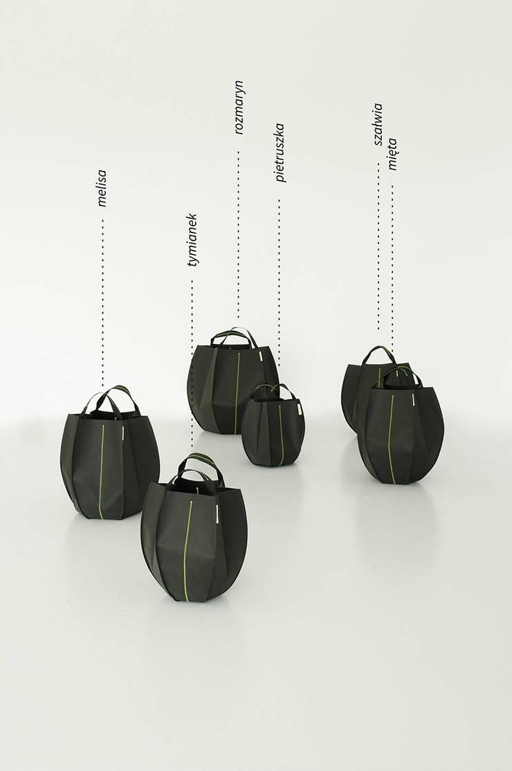 ZIELNIK: styl , w kategorii Ogród zaprojektowany przez WITAMINA D