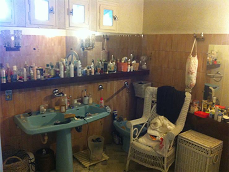 Rénovation salle de bain:  de style  par ARtchidesign