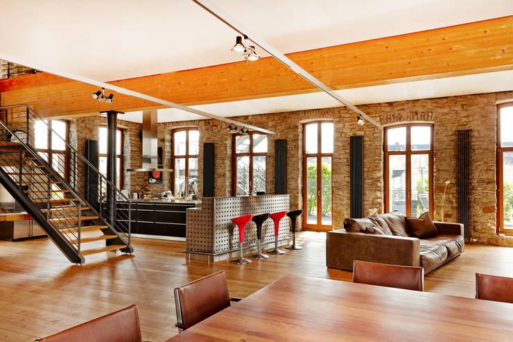 Salas de estilo industrial por guido anacker photographie