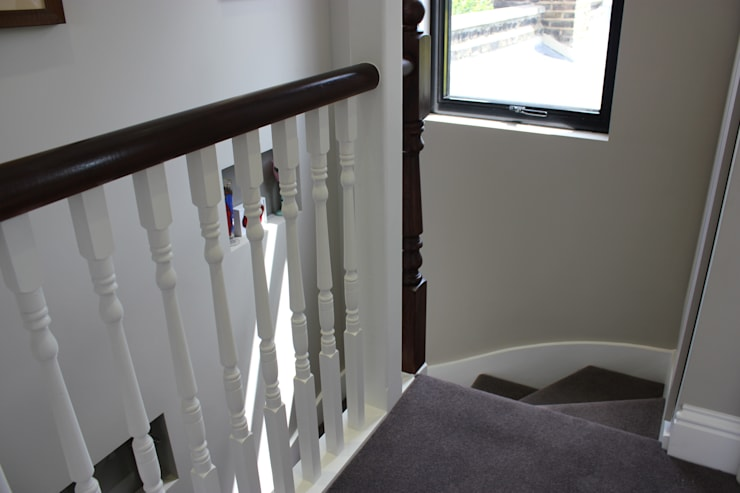 Loft Conversion in Queens Park, London:   by City Lofts London