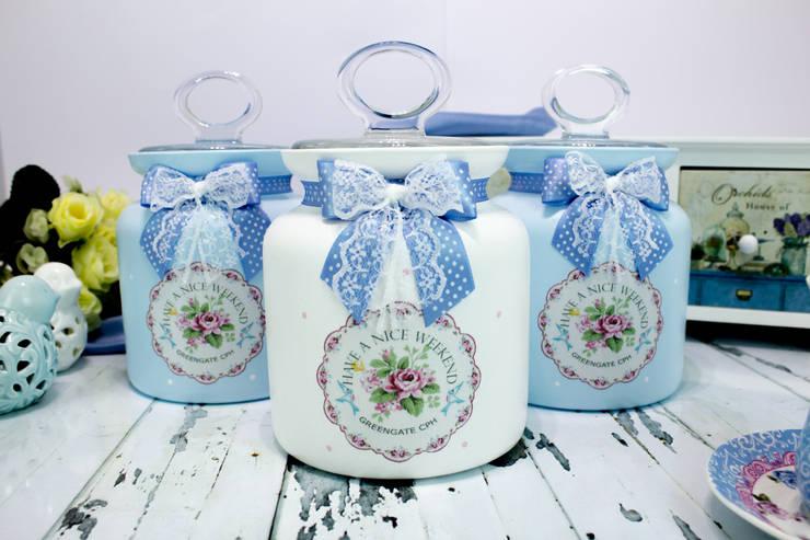 Dekorelle.com.tr – Mutfaklar için şık dekoratif el yapımı ürünler...: modern tarz Mutfak