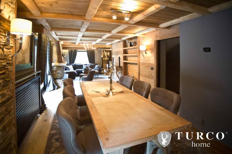 Столовые комнаты в . Автор – turco home srl
