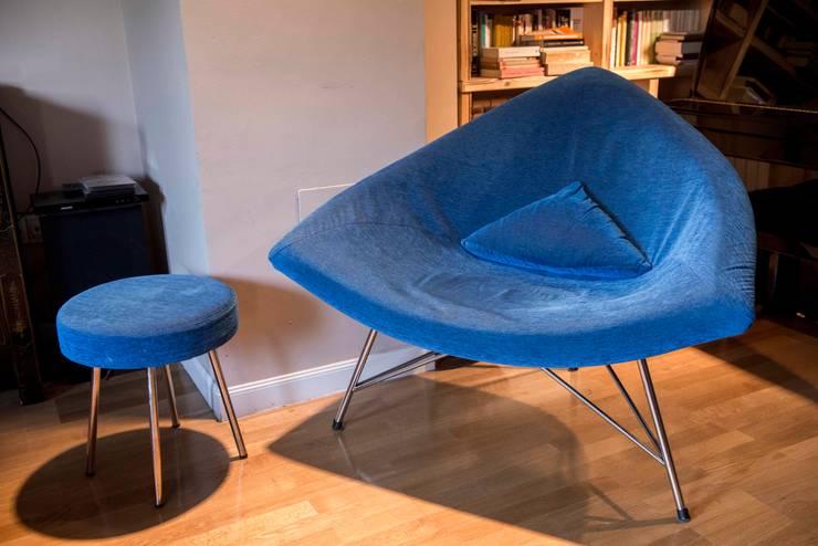 descanso2: Paisajismo de interiores de estilo  de thesustainableproject