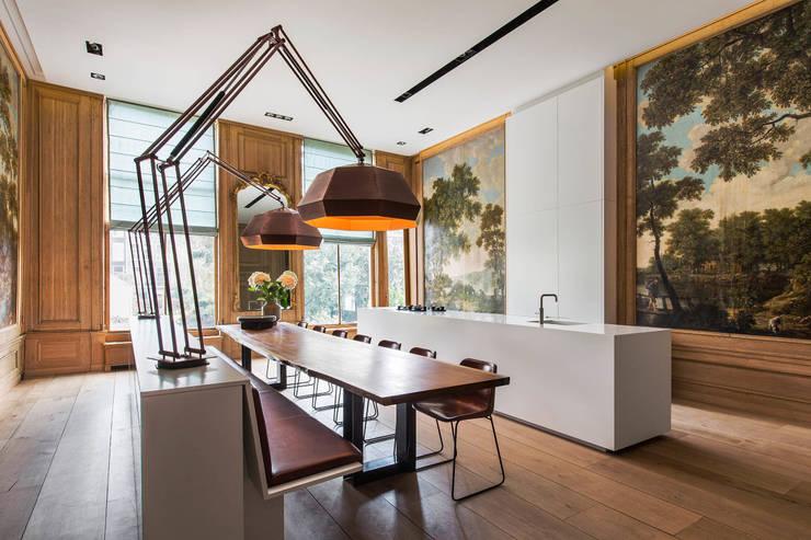 Cozinha  por Studio RUIM