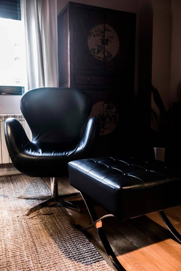 descanso: Paisajismo de interiores de estilo  de thesustainableproject