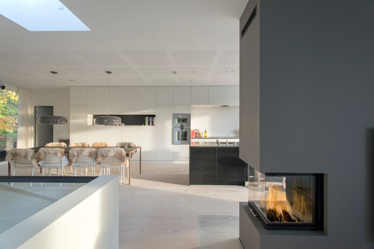 Kitchen by C.F. Møller Architects