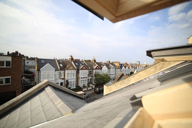 Loft Conversion In Fulham, London:   by City Lofts London