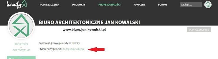 Jak założyć profesjonalny profil homify?: styl , w kategorii  zaprojektowany przez homify wsparcie