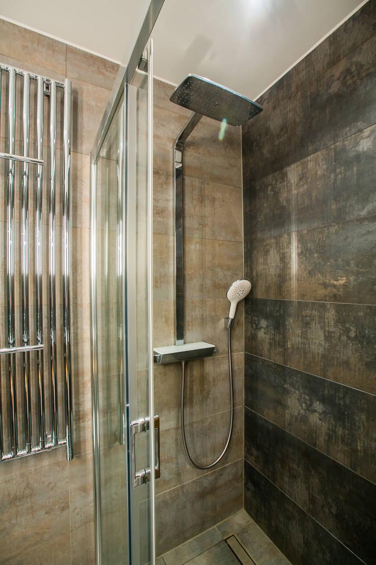 Лофт: петербургская версия: Ванные комнаты в . Автор – mariavasilenko.ru