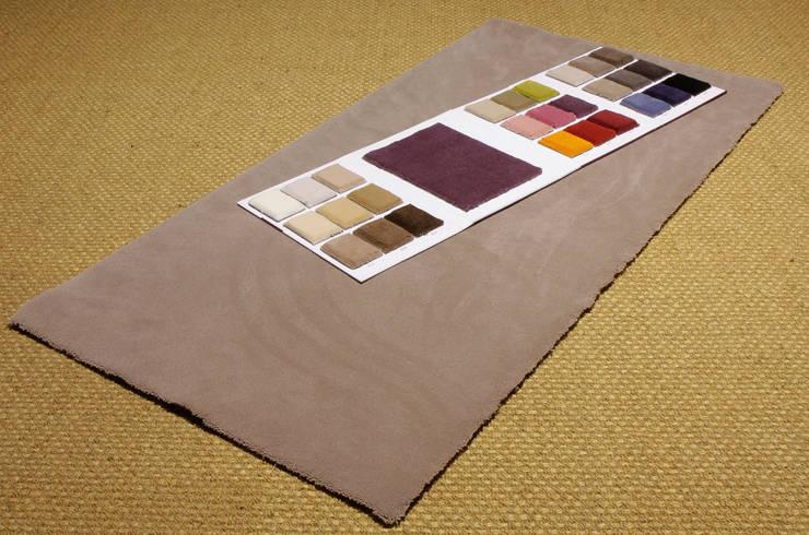 Alfombra de lana a medida. Modelo Adriana.: Estudio de estilo  de Mundoalfombra