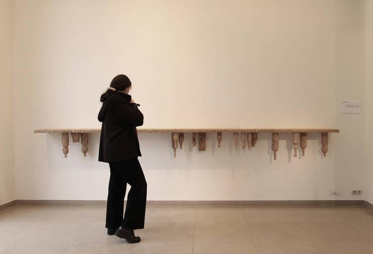 'Still Life':  Eetkamer door MdSt