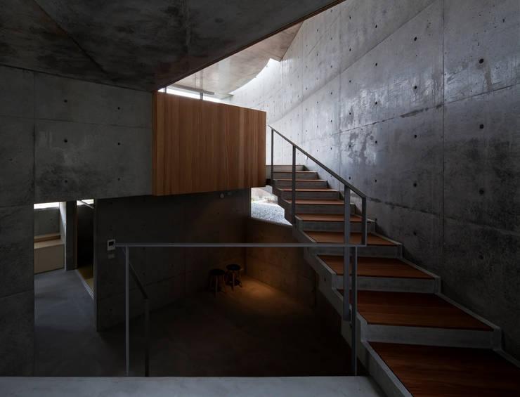 WW+: arte空間研究所が手掛けた廊下 & 玄関です。