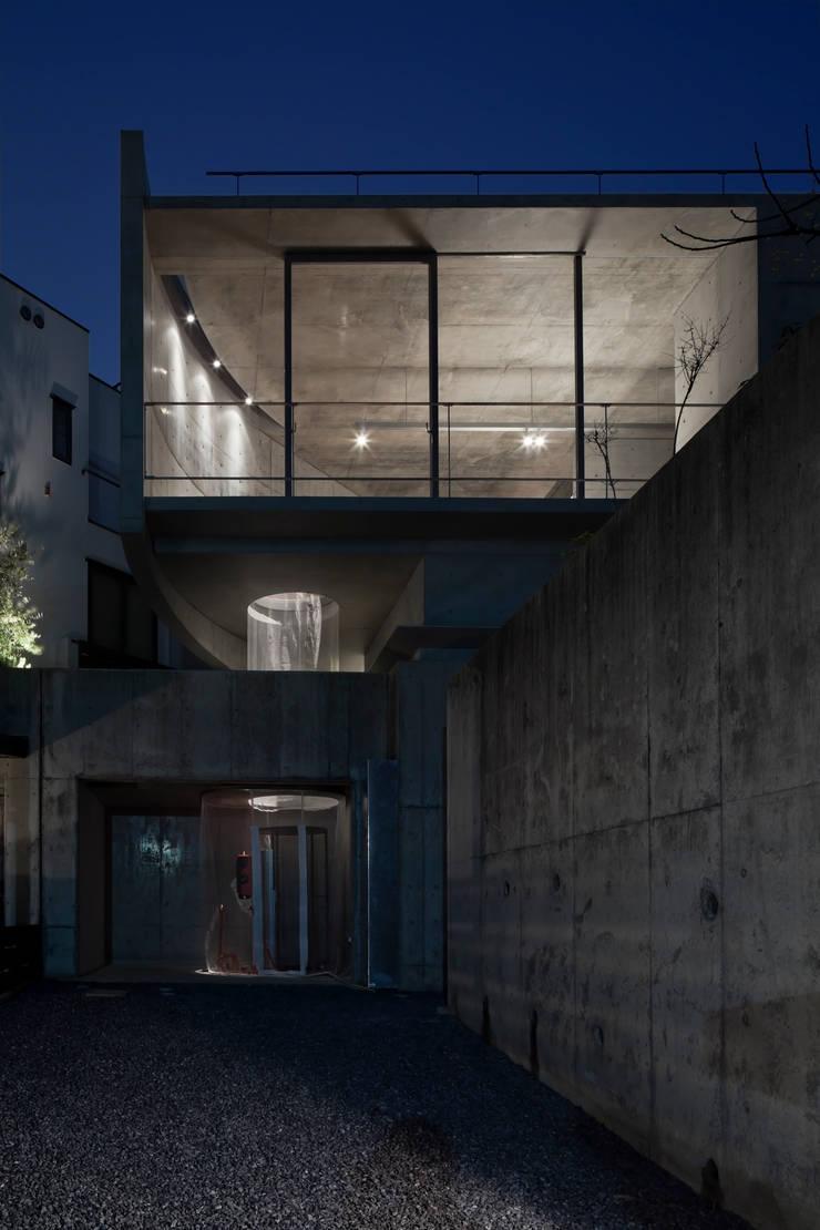 WW+: arte空間研究所が手掛けた家です。