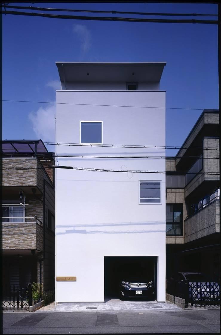Häuser von ARCHIXXX眞野サトル建築デザイン室