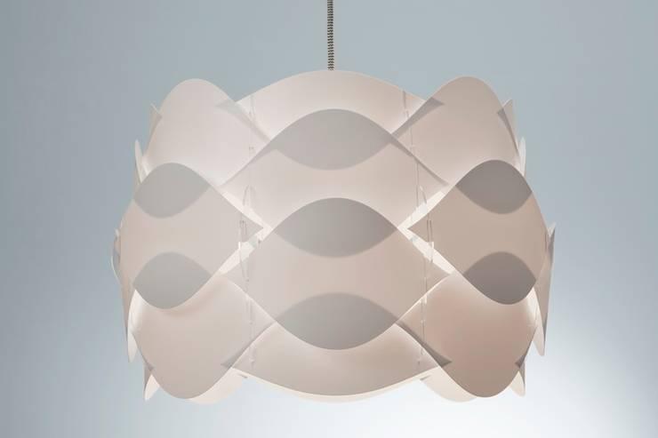 Waves Arctic Ocean: styl , w kategorii Salon zaprojektowany przez Norla Design,