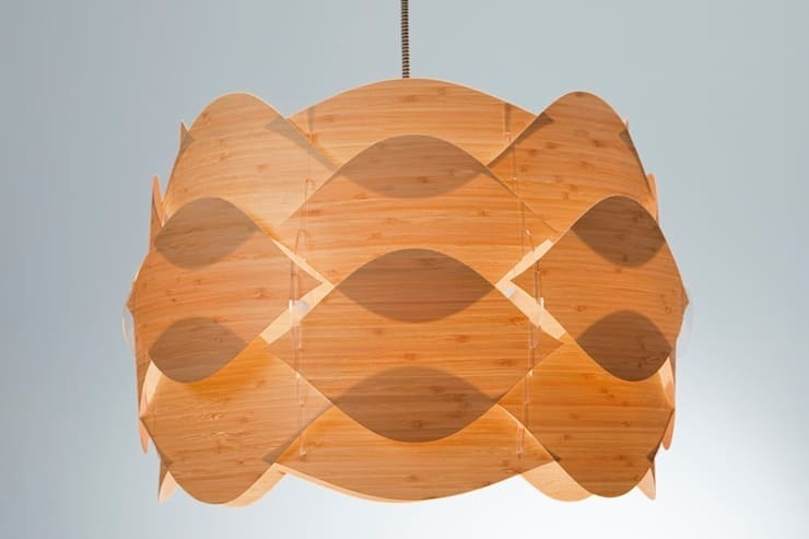 Waves Jungle: styl , w kategorii Salon zaprojektowany przez Norla Design,