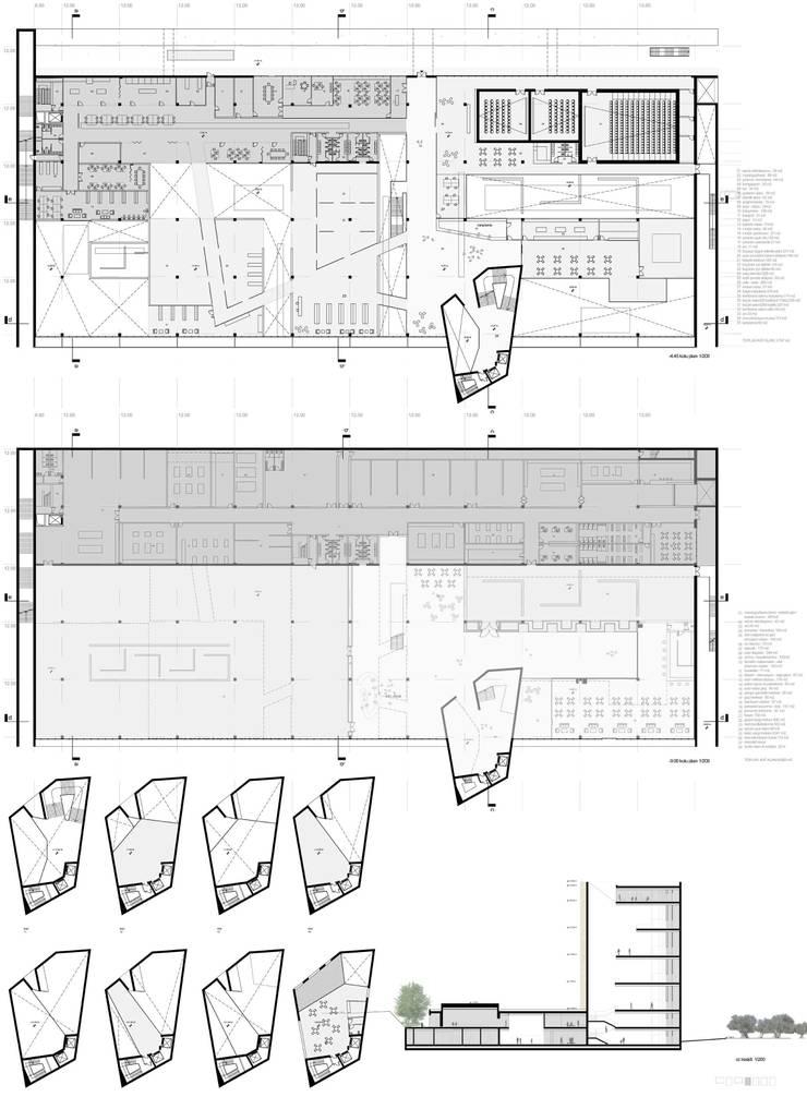 GOOA|GLOBAL OFFICE OF ARCHITECTURE  – TROYA MUSEUM:  tarz Müzeler