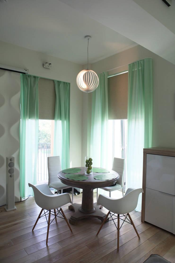 Легкость бытия: Столовые комнаты в . Автор – Artcrafts