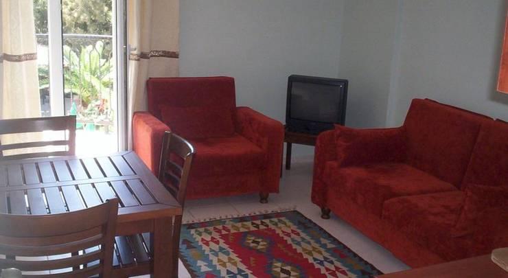 Antas Deluxe Aparts – Antas Deluxe Aparts: modern tarz Oturma Odası
