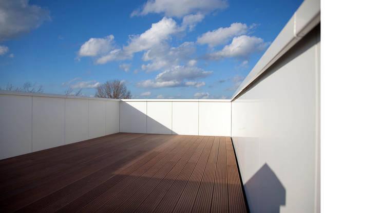 อาคารสำนักงาน โดย atelier2architecten,