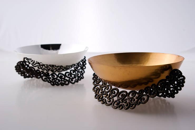 Sasanna Obje ve Takı Tasarım – BAHAR RÜZGARI Çanak - SPRING WIND Bowl :  tarz Ev İçi