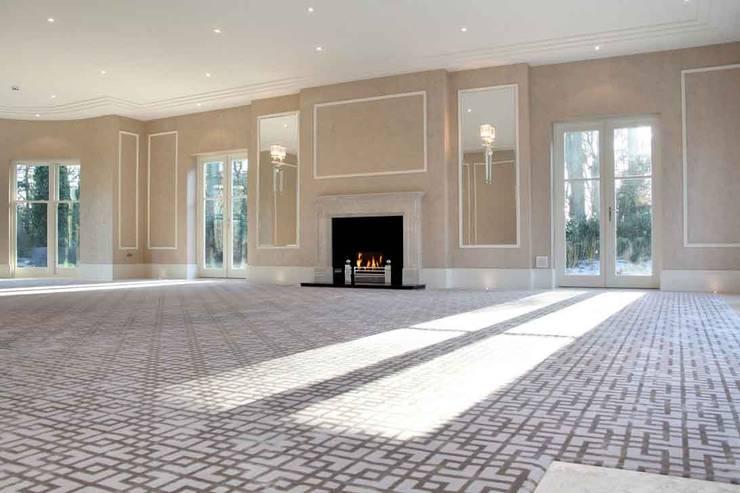 Project 7 Windlesham: modern Living room by Flairlight Designs Ltd