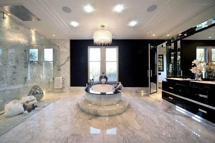 Bathroom by Flairlight Designs Ltd