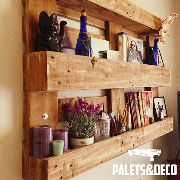 industrial  by Palets&Deco, Industrial