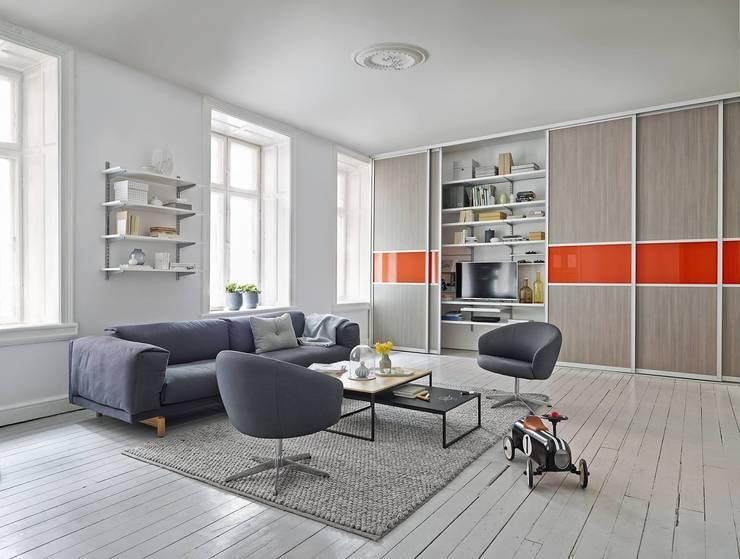 Living room by Elfa Deutschland GmbH