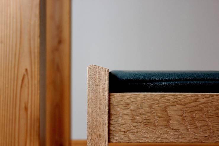 Bench-1: trusty wood worksが手掛けた折衷的なです。,オリジナル