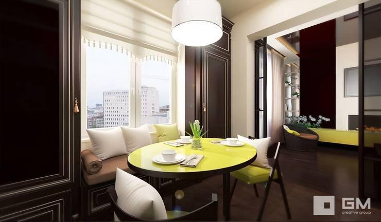 Дизайн интерьера 2-х комнатной квартиры на ул. Лобачевского : Кухни в . Автор – GM-interior