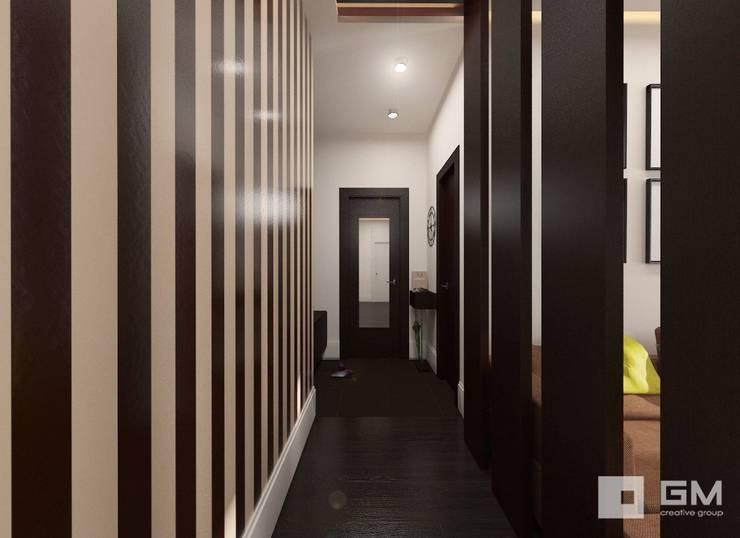 Дизайн интерьера 2-х комнатной квартиры на ул. Лобачевского : Коридор и прихожая в . Автор – GM-interior
