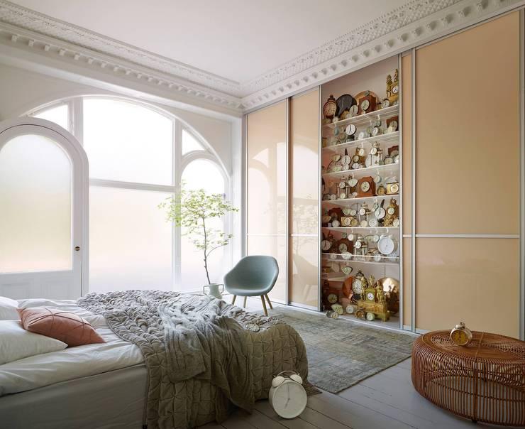 Zeit für Ihren Traumschrank!:  Schlafzimmer von Elfa Deutschland GmbH