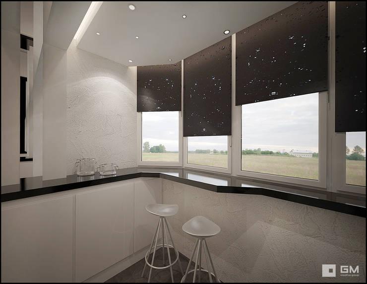 Дизайн интерьера квартиры в г.  Долгопрудный: Tерраса в . Автор – GM-interior