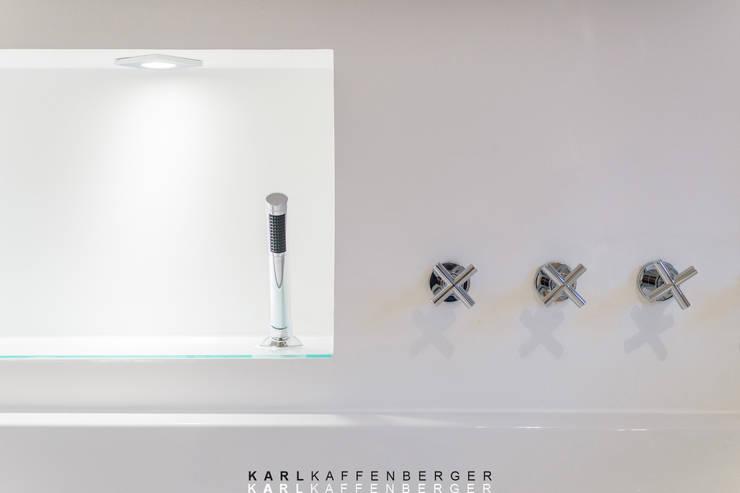Detail des Badezimmers: moderne Badezimmer von Karl Kaffenberger Architektur | Einrichtung