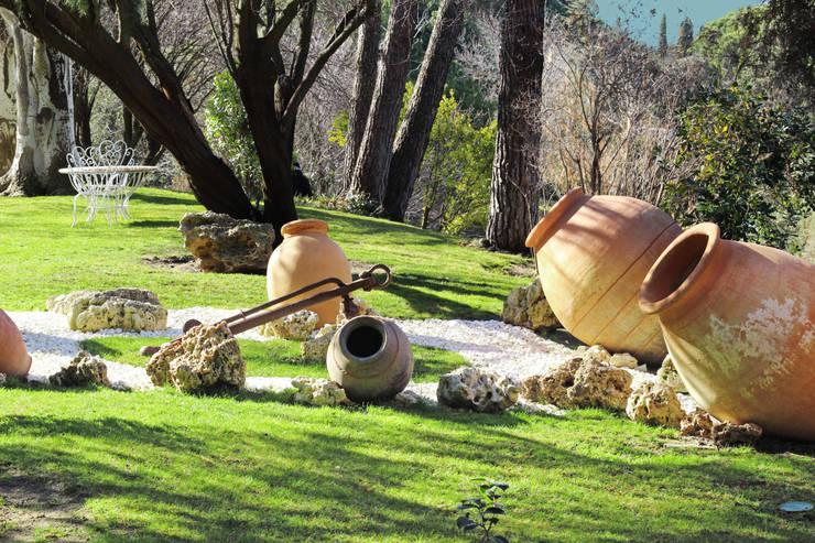 Jardines de estilo  por Bernadó Luxury Houses