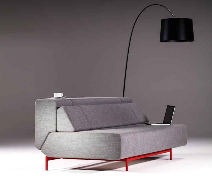 Projekty,  Salon zaprojektowane przez Livarea